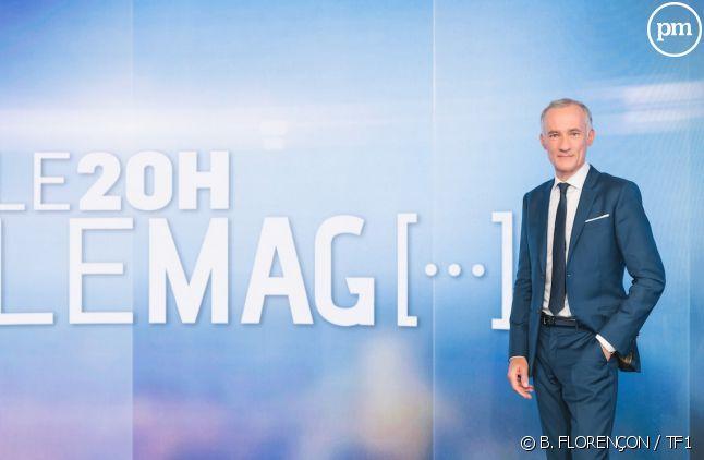 """Gilles Bouleau (""""Le 20h le mag"""")"""