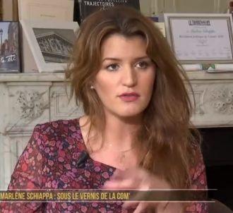 Marlène Schiappa sur Public Sénat