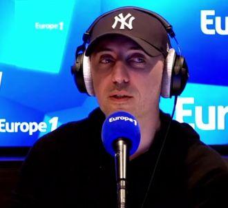 Gad Elmaleh sur Europe 1