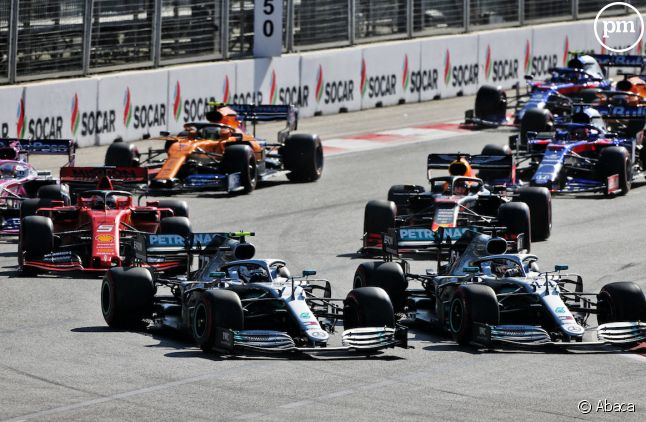 Le Grand Prix d'Azerbaïdjan