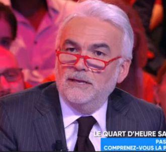 Pascal Praud dans 'Touche pas à mon poste'