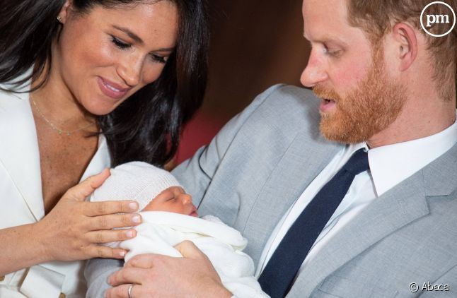 Meghan Markle, le prince Harry et leur nouveau-né