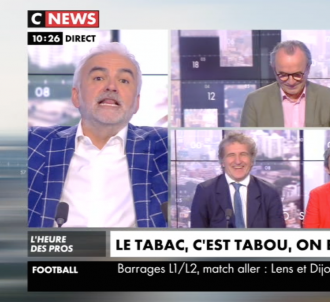 Pascal Praud en roue libre sur CNews.