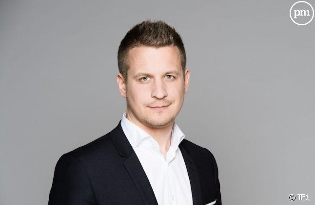 Adrien Paviot commente le Grand Prix de France sur TF1