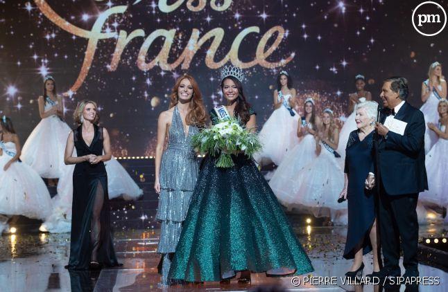 Election de Vaimalama Chaves en décembre 2018 sur TF1