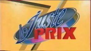 """""""Un jour, un générique"""" : """"Le Juste Prix"""""""