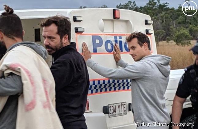 Hugo Clément arrêté par la police australienne