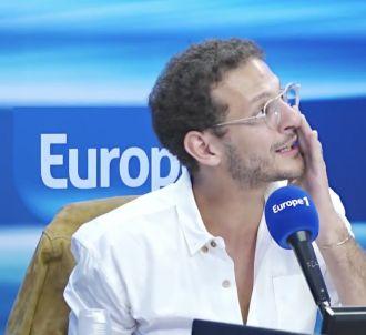 Vincent Dedienne invité du 'Club de l'été' sur Europe 1