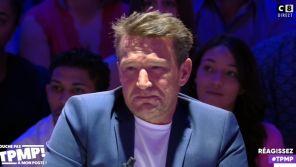 """""""Touche pas à mon poste"""" : En larmes, Benjamin Castaldi demande pardon à ses enfants"""