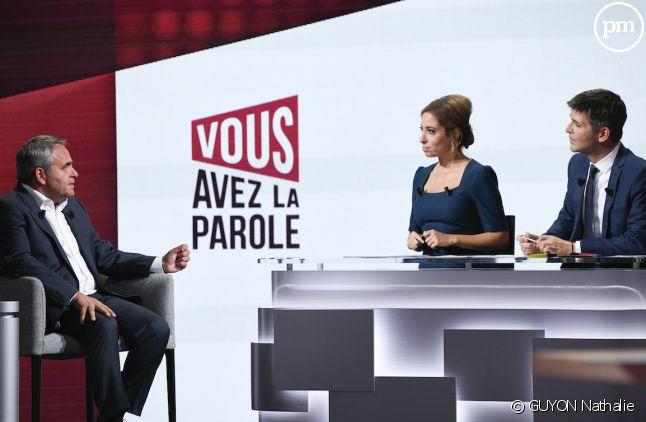 """""""Vous avez la parole"""" sur France 2"""