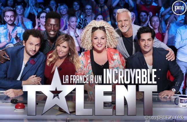 """""""La France a un incroyable talent"""" sur M6"""