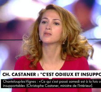 Le dérapage de Zineb El Rhazoui sur CNews.
