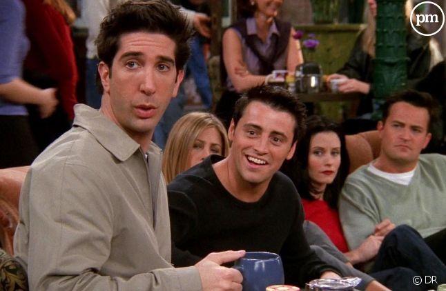 """""""Friends"""" fête ses 25 ans de mise à l'antenne cette année"""
