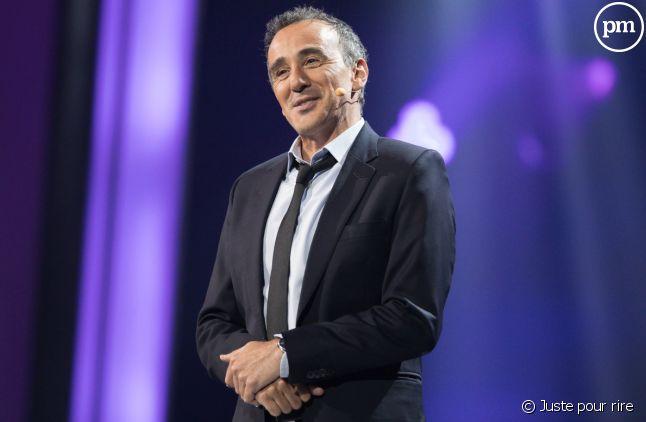 Elie Semoun n'a pas voulu se déguiser ni danser pour TF1