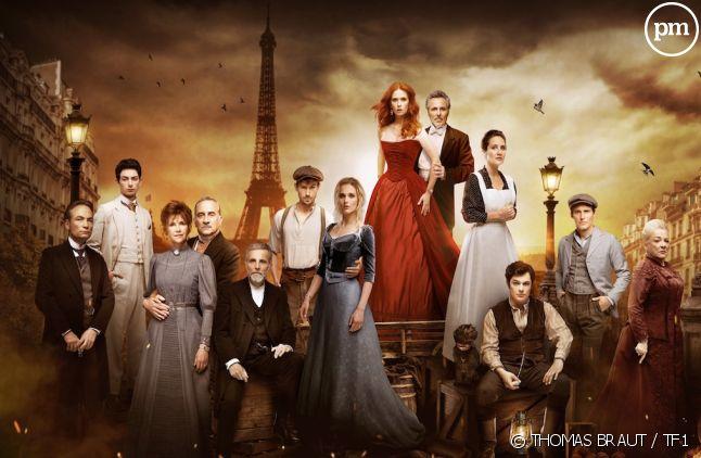 """Le cast du """"Bazar de la Charité"""""""