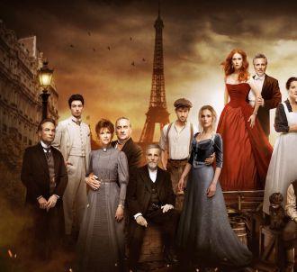 Le cast du 'Bazar de la Charité'