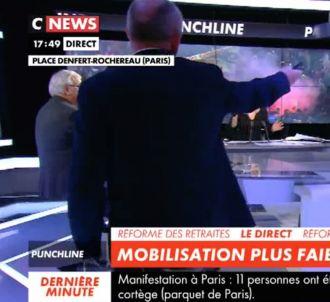Clash dans 'Punchline' sur CNews.