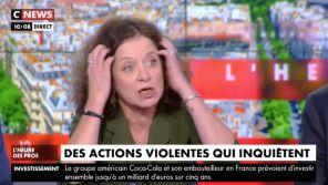 """Elisabeth Lévy traite Raquel Garrido de """"clown de la révolution"""""""