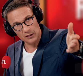 Julien Courbet occupe le micro de RTL depuis plus de 20 ans