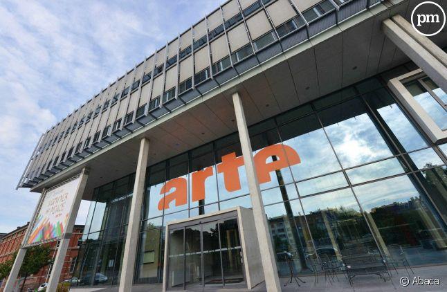 Le siège d'Arte à Strasbourg