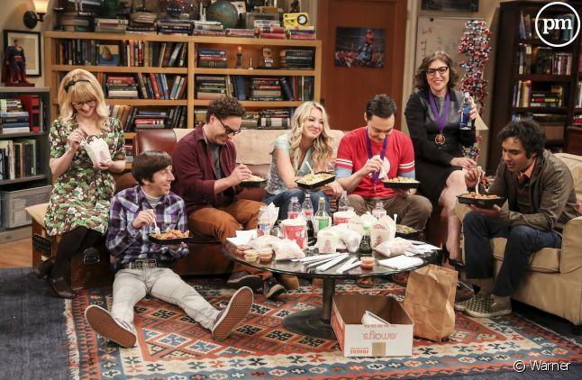 "Le final de ""The Big Bang Theory"""