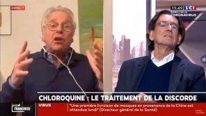 """Daniel Cohn-Bendit sur le professeur Raoult : """"Qu'il ferme sa gueule !!!"""""""