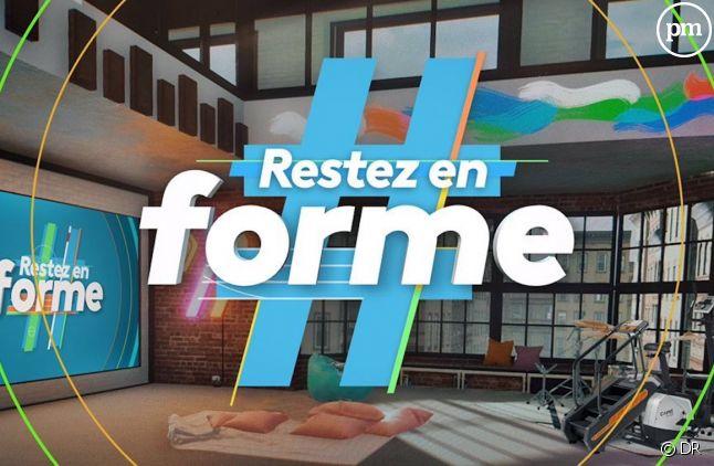 """""""Restez en forme"""" dès lundi sur France Télé"""
