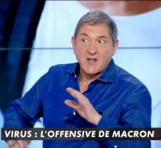 Yves Calvi dans 'L'info du vrai'.