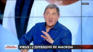 """La pleurniche permanente hospitalière"" : Yves Calvi ""regrette d'avoir pu choquer"""