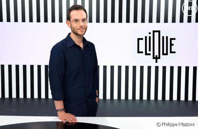 """<span>Clément Viktorovitch de </span>""""Clique""""."""