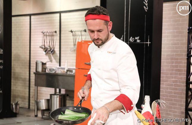 """""""Top chef"""" sur M6"""