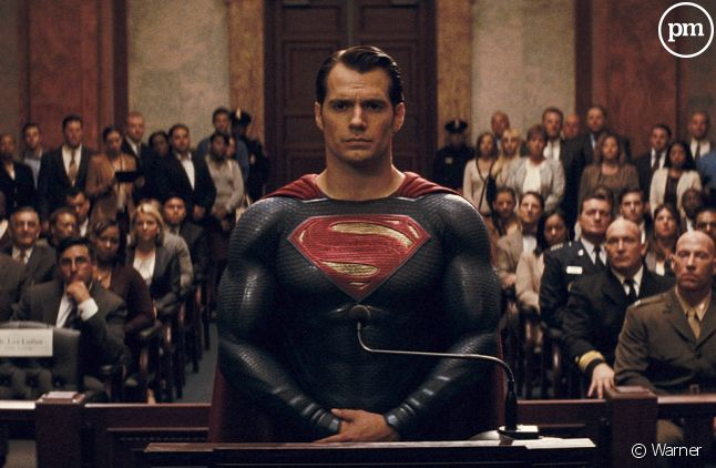 "Henry Cavill dans ""Man of Steel"""