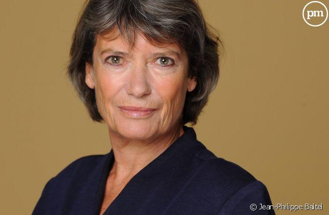 Véronique Cayla présidente d'Arte France