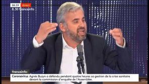 """Alexis Corbière : """"La presse sert aujourd'hui à créer de la suspicion"""""""