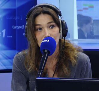 Carla Bruni-Sarkozy regrette son comportement déplacé