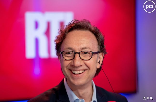 """Stéphane Bern, animateur de """"A la Bonne Heure !"""" sur RTL"""