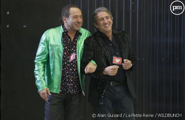 """Patrick Timsit et Richard Anconina dans """"Stars 80, la suite"""""""