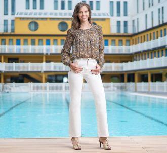 Ophélie Meunier, présentatrice de 'Zone interdite' sur M6