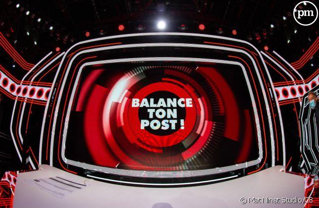 """Balance ton post"""