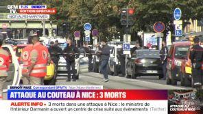 Attaque à Nice : Un correspondant de BFMTV bouleversé par la description du drame