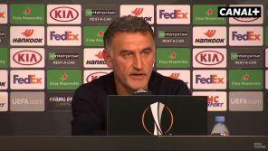 Attaque de Nice : L'émoi de Christophe Galtier en conférence de presse d'après-match