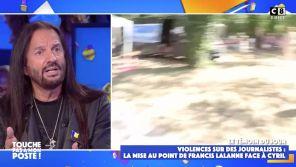 """Accusations de Francis Lalanne dans """"TPMP"""" : """"Quotidien"""" contre-attaque dans un communiqué"""