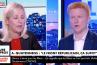 """Adrien Quatennens charge Laurence Ferrari : """"CNews participe à un agenda médiatique d'extrême droite"""""""