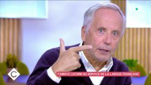 """""""Vous incarnez l'immondice !"""" : Fabrice Luchini s'en prend (encore) à un journaliste de CNews"""