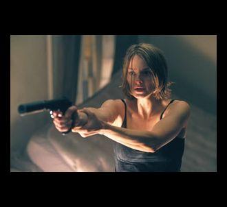 Jodie Foster dans 'Panic room'.