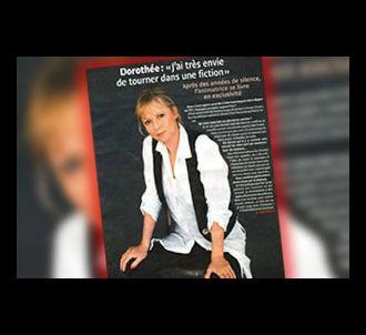 Dorothée s'exprime dans 'Tv Magazine' du 30 avril 2006