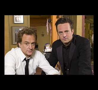 Bradley Whitford et Matthew Perry dans 'Studio 60 on the...