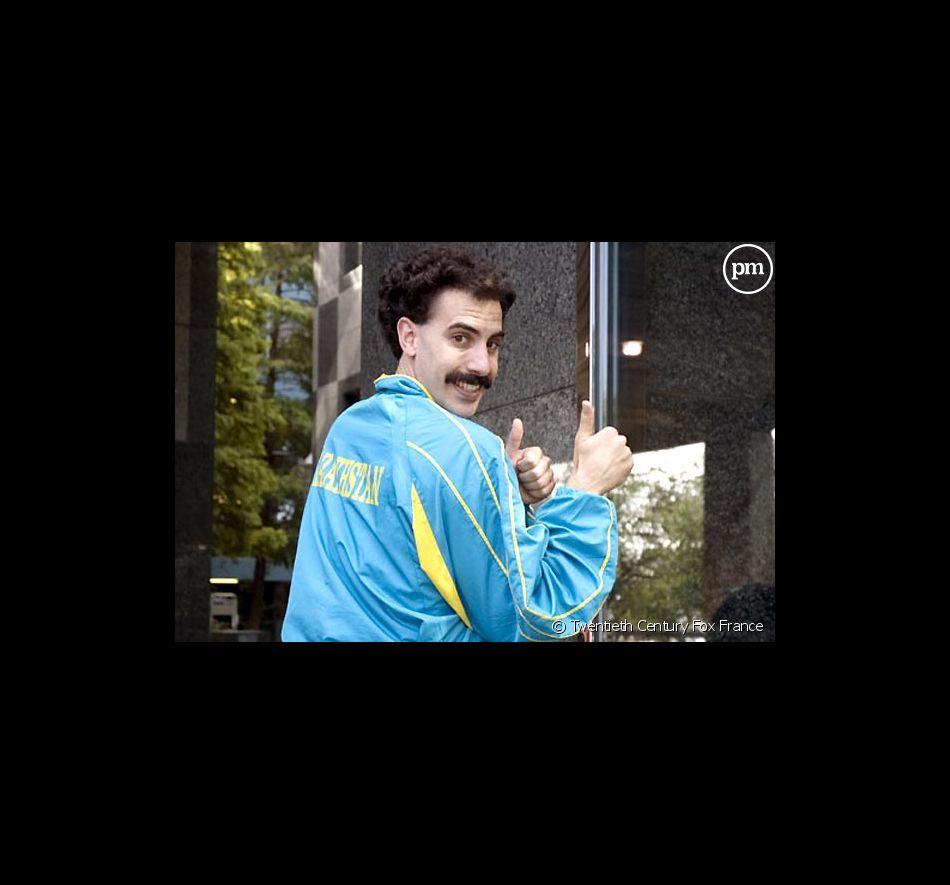 """Sacha Baron Cohen dans """"Borat""""."""