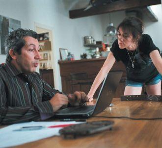 Alain Chabat et Charlotte Gainsbourg dans 'Prête-moi ta...