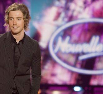 Julien, candidat de 'Nouvelle star 2007'